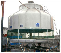 Round FRP Cooling Tower